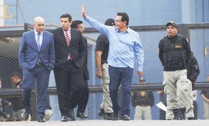 Félix Moreno y los procesos judiciales que pesan en su contra
