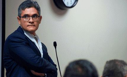 """Domingo Pérez: """"Me preocupa el primer puesto en la evaluación de la JNJ"""""""