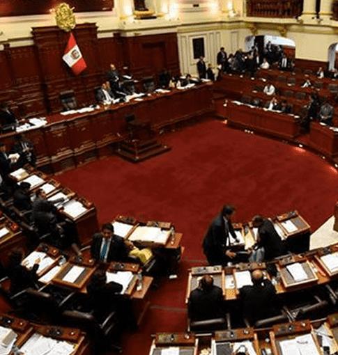 Pleno del Congreso debate reforma del Consejo Nacional de la Magistratura