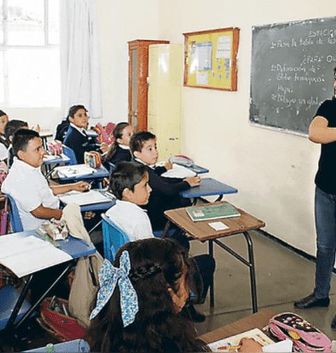 Mayoría de docentes ganará más de S/ 2.200