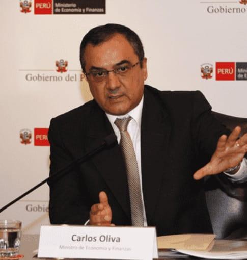 """Oliva: """"Se hace el mejor esfuerzo para mejorar el sistema tributario"""""""