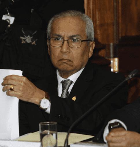 Informe de Juan Sheput propone destituir al fiscal Chávarry