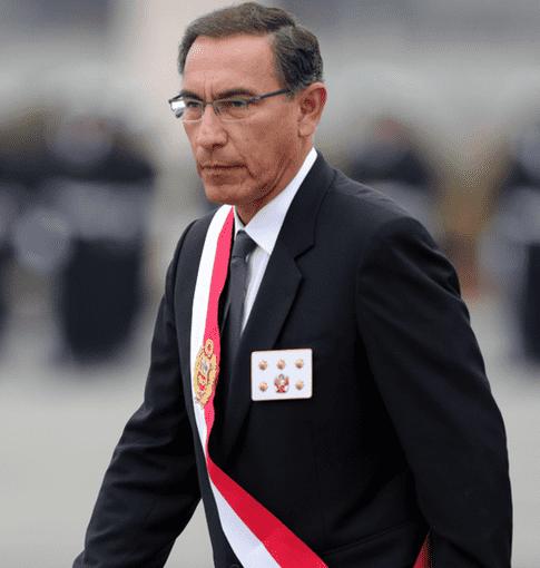 Vizcarra casi duplicó aprobación luego de plantear referéndum