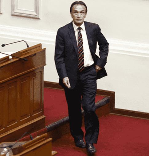 Informe concluye que Becerril sí intervino, por FP, en el CNM
