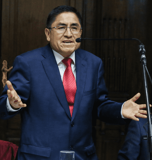 César Hinostroza: Dicta 36 meses de prisión preventiva contra exjuez
