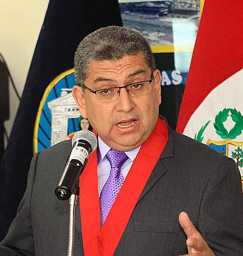 """Walter Ríos: """"Hinostroza me encargó buscar jueces 'amigos' para que sean nombrados"""""""