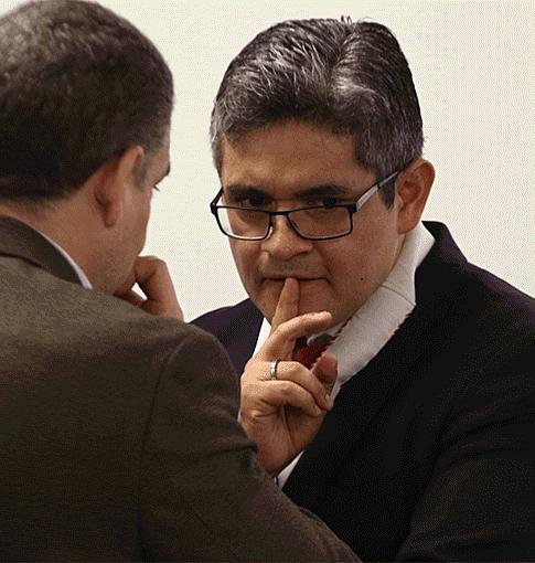 Chávarry ordena a Control Interno ver caso contra fiscal Pérez por declaraciones en México