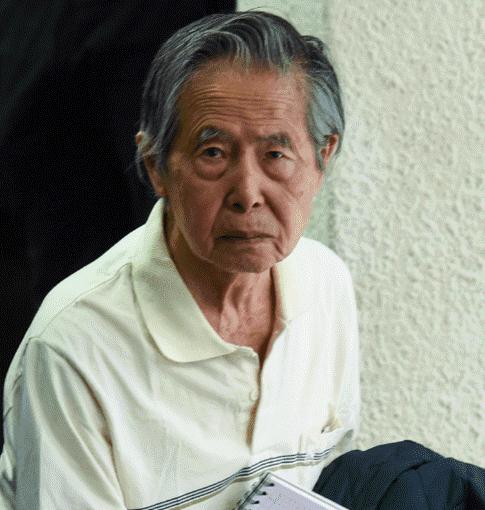 Ministerio Público informó estado de salud de Alberto Fujimori
