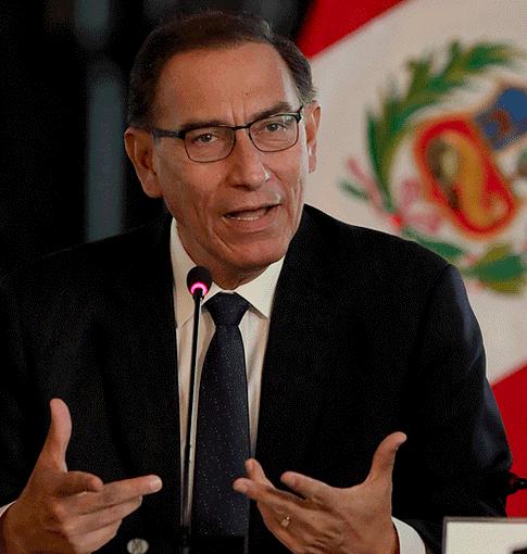 Vizcarra sobre pedido de García: