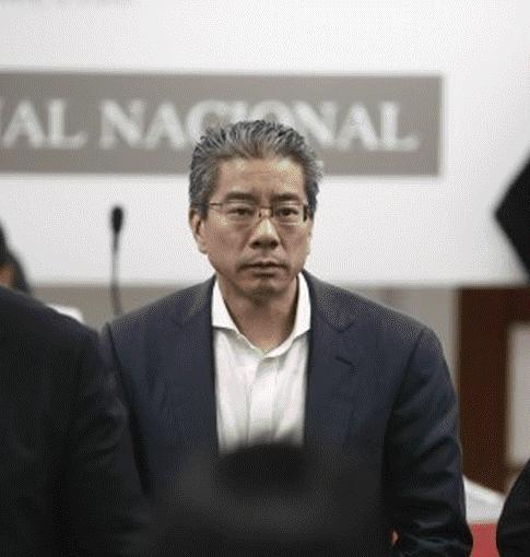 Poder Judicial dictó impedimento de salida del país para Jorge Yoshiyama