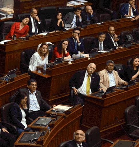 Comisión de Ética rechazó investigar chats de 'La Botica'