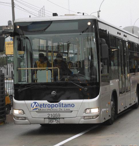 Metropolitano habilitó más buses durante el Referéndum 2018