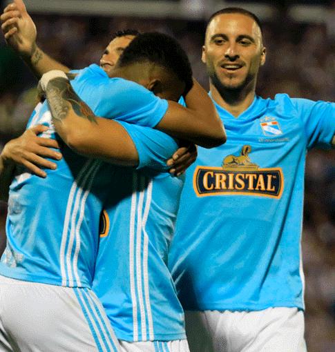 Cristal es el mejor club peruano en el ranking de Conmebol