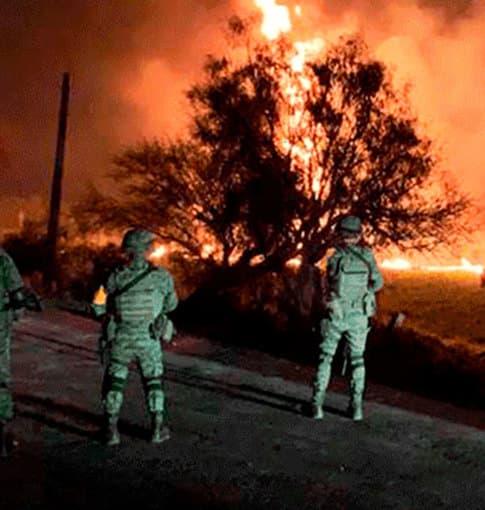 Explosión en México: Sube a 79 el número de muertos tras incendio de un ducto [FOTOS]