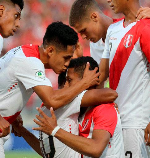 ¡Partido clave! Perú enfrenta a Ecuador por el Sudamericano Sub 20