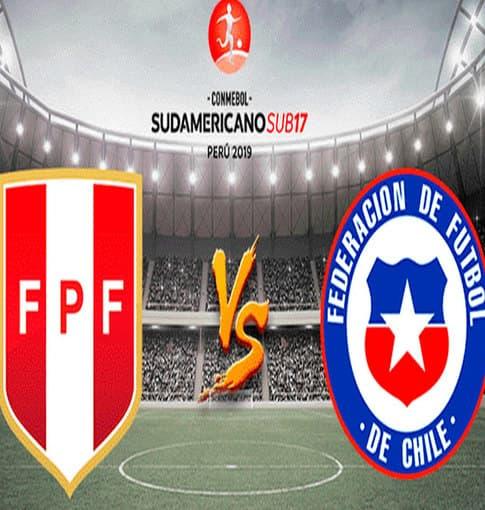 Perú vs Chile EN VIVO: por el Sudamericano Sub 17