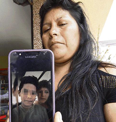 "Madre de escolar fallecido: ""A mí que no me pidan perdón, solo queremos justicia"""