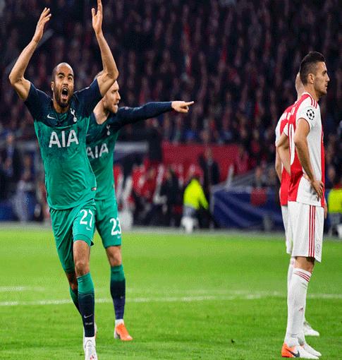 Ajax Vs Tottenham