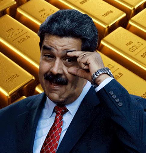 Régimen de Maduro vendió cerca de 14 toneladas de oro en las últimas dos semanas
