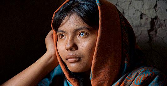 Los ojos del asombro