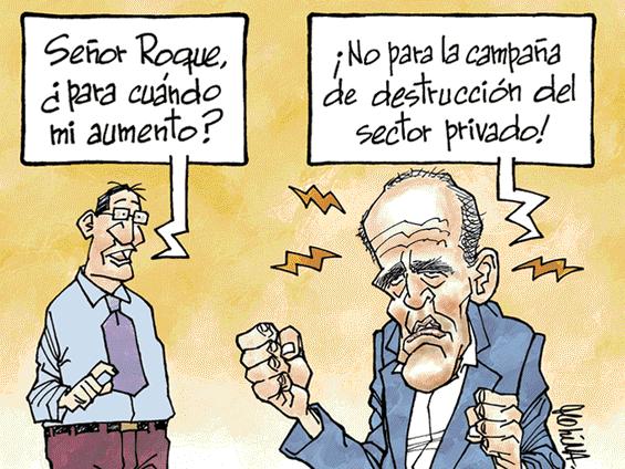 Caricatura de Molina del domingo 02 de diciembre del 2018