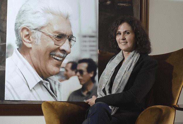 """""""La tarea de la Fundación GMLl es honrar el legado de mi padre"""""""