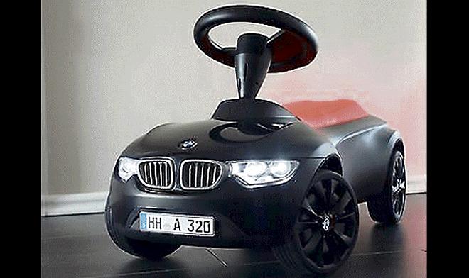 Retiran Carros De Juguete Bmw Por Fallas En Su Fabricacion