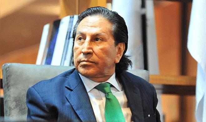 Pablo Sánchez: Será fácil ubicar a Toledo en caso se ordene su captura internacional