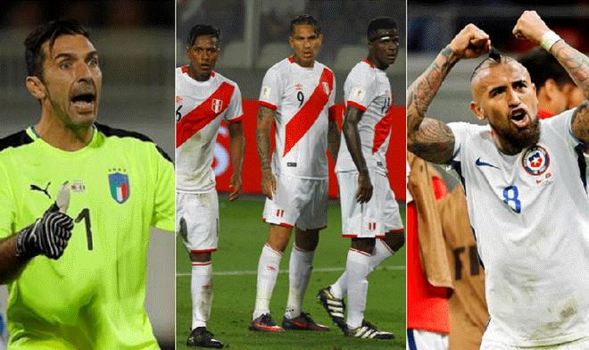 59ed8fb1f Rusia 2018  ¿Por qué se dice que Perú puede quedar desafiliado de la FIFA y  no jugar el Mundial