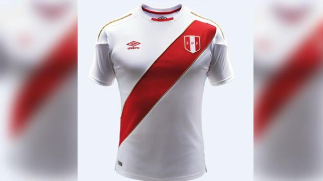 Selección peruana  ¿cuándo saldrá a la venta la versión de la camiseta de  299 soles   9e7d9e5d4b0b2