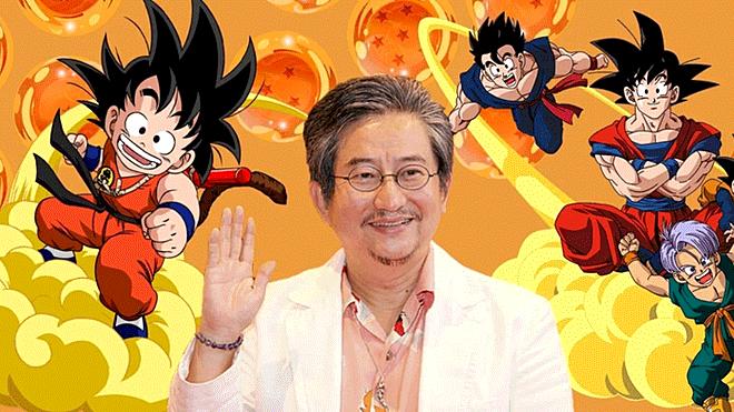 Resultado de imagen para Akira Toriyama 2018