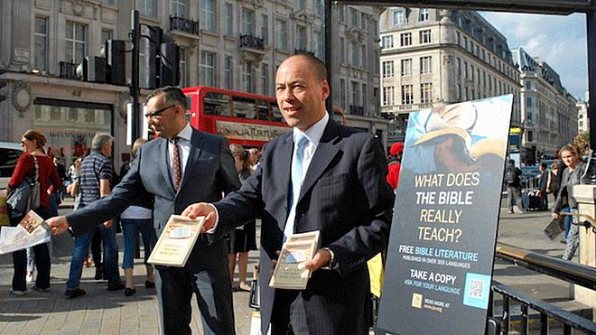 Reino Unido Testigos De Jehová Habrían Silenciado Y Amenazado A Sus