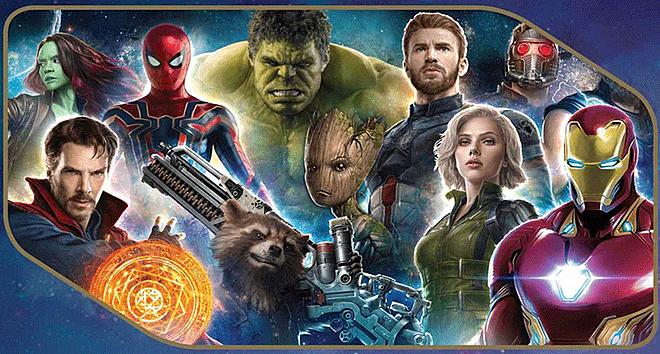 Avengers infinity war orden cronol gico de todas las - Natacha avenger ...
