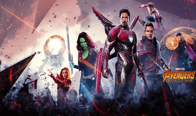 avengers 3 infinity war pelicula completa en español latino