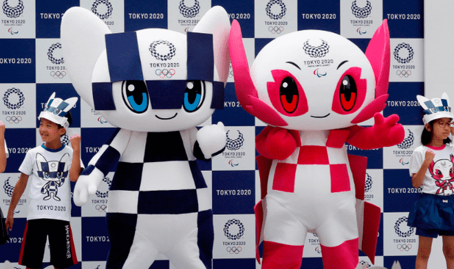 Tokio 2020 Presentaron Los Nombres De Las Mascotas De Los Juegos