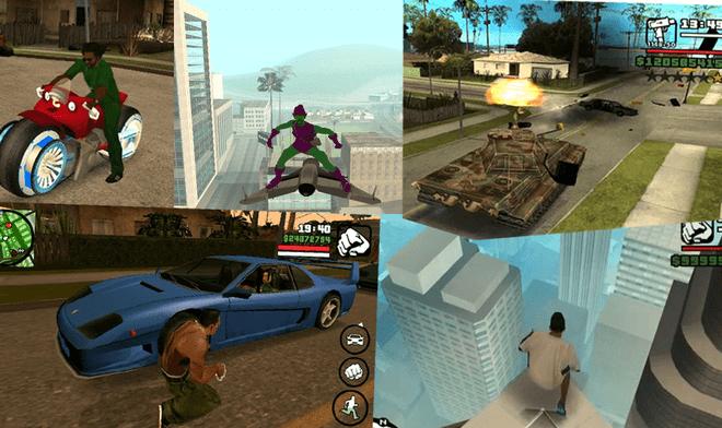 Los Mejores Trucos De Gta San Andreas Para Pc Claves Pc Steam