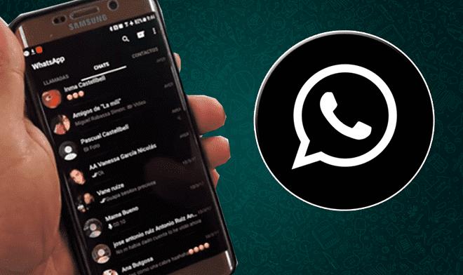Whatsapp Activar La Versión Black En La Aplicación Siguiendo Este