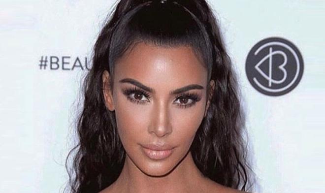 Instagram Kim Kardashian Presume Su Derrier En Sexy Lencería