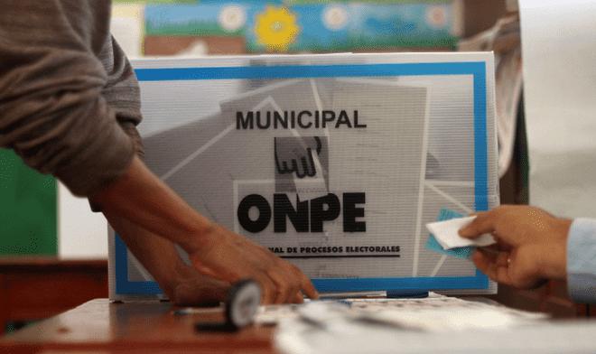 onpe donde votar 2019 dni