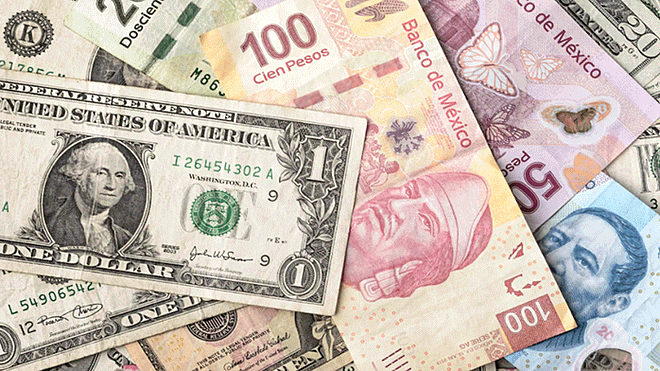 Price Of The Dollar In Mexico Today October 31 Exchange Rate Banamex Sat Weight World