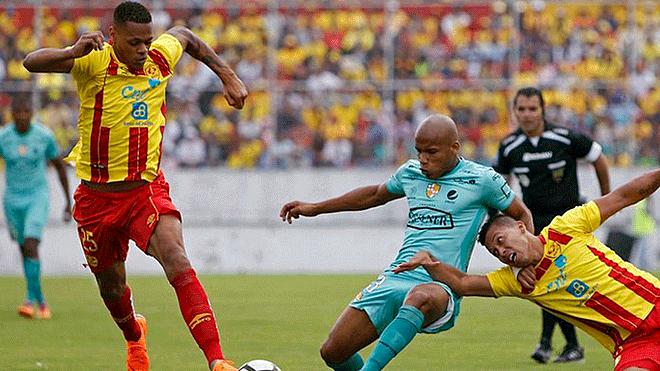Barcelona SC vs Aucas HOY EN VIVO: se miden por la Serie A de Ecuador