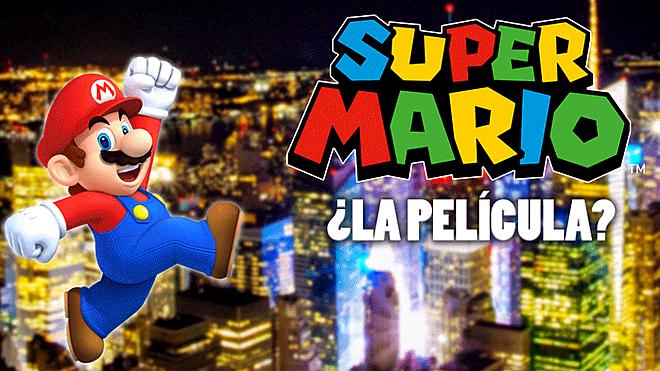 Super Mario Bros New Animated Film To Arrive In 2022 Cinema