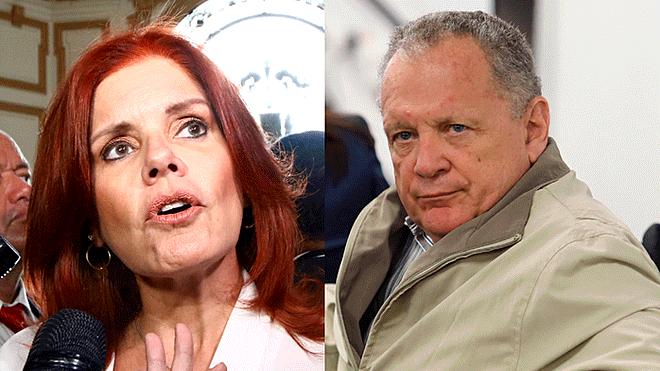 Vicente Silva Checa: Mercedes Aráoz afirmó en el interrogatorio que solo hablamos con Fuerza Popular | Política