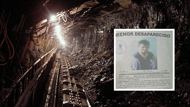Investigan presunto sacrificio de un niño de 8 años en mina de Bolivia