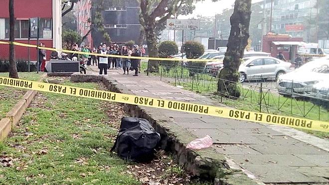 Cuerpo de menor fue encontrado en maleta día después de haber desaparecido