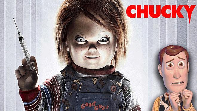 Chucky  Revelan póster promocional del remake  b82e0afe56d