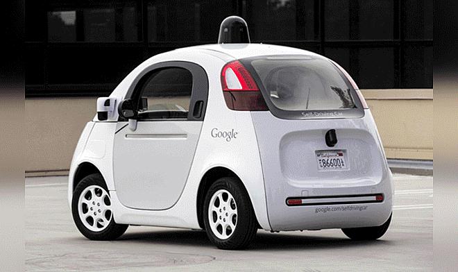 Google lanzará servicio comercial de vehículos sin conductor en 2 meses