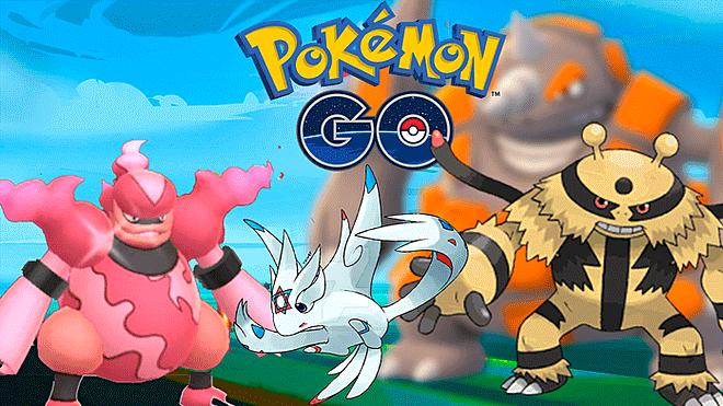 Pokémon GO: Mira cómo lucen Rhyperion, Magmortar y más evoluciones ...