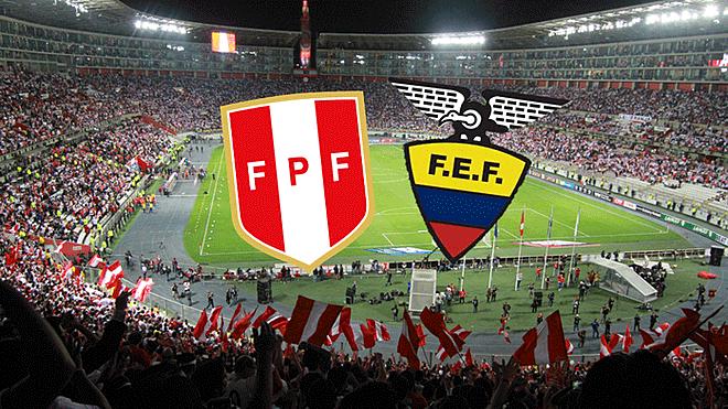 Perú vs Ecuador HOY EN VIVO: hora, canal y alineaciones del amistoso FIFA 2018