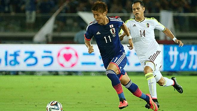 Venezuela vs Japón EN VIVO: partidazo por amistoso fecha FIFA 2018
